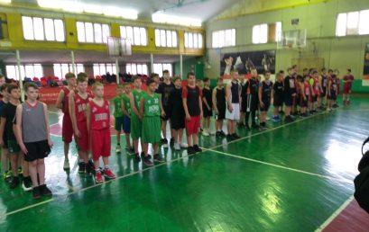 Первенство МО город Краснодар по баскетболу 3х3 среди юношей 2006-2007 г.р.