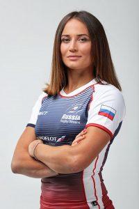 Женская сборная России по регби-7 выиграла чемпионат Европы