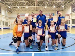 Первенство СШ им. В.В. Симоненко по волейболу