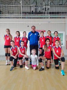 Первенство МО Усть-Лабинский район по волейболу