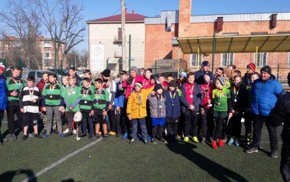 Первенство МО город Краснодар по регби